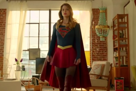 Supergirl -Warner Bros TV - CBS