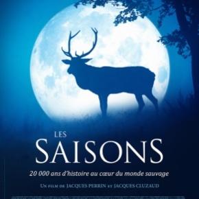 Les Saisons : Au cœur du monde sauvage!