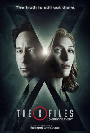X-Files Saison 10 : J'ai vu X-Files pour la première fois en2016