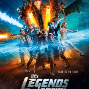 ComicStories – Sur nos écrans #40 – Legends of Tomorrow