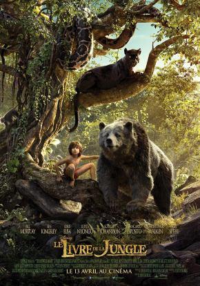 Le Livre de la Jungle : Il en faut vraiment peu, très peu pour êtreheureux