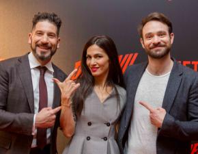 Rencontre avec Daredevil, Elektra et le Punisher!