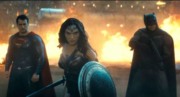 Batman v Superman : L'Aube de la justice - Warner Bros