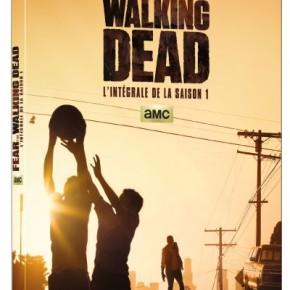 La saison 1 de Fear The Walking Dead le 29 mars en DVD etBlu-Ray
