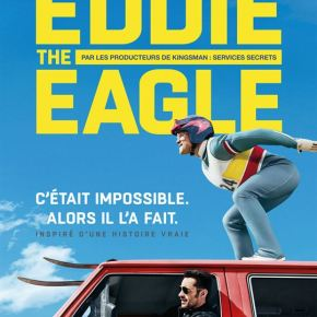 Eddie the eagle : You don't need to win to be a winner!