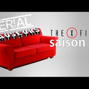 Serial Causeurs 2×09 : Le retour de X-Files à latélévision