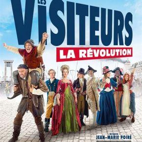 [Concours] 3×2 places de cinéma à gagner pour le film Les Visiteurs 3 : LaRévolution