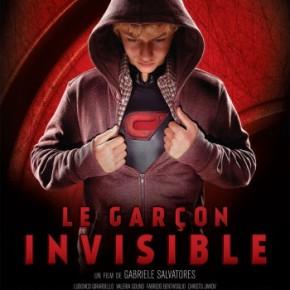 ComicStories – Sur nos écrans #49 – Il Ragazzo Invisibile (Le Garçoninvisible)