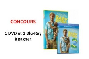 [Concours] Tentez de gagner 1 DVD et 1 Blu-Ray de Babysitting2