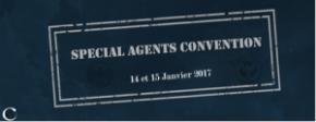 Special Agents Convention : La convention consacrée à Marvel's Agents of SHIELD et Agent Carter par Yes EventsCon
