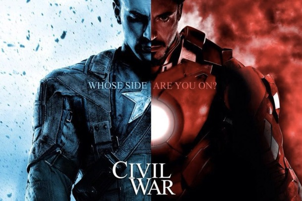 Captain America : Civil War - Marvel Studios - 2016