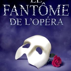 Découvrez la comédie musicale Le Fantôme del'Opéra