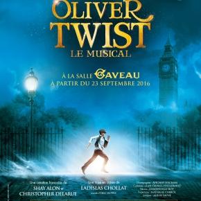 Découvrez Oliver Twist, LeMusical