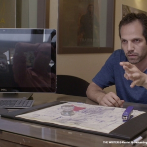 [Séries Mania S7] The Writer : Écris-toi toi même, ditSocrate