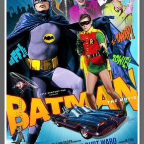 ComicStories – Sur nos écrans #50 : Batman'66