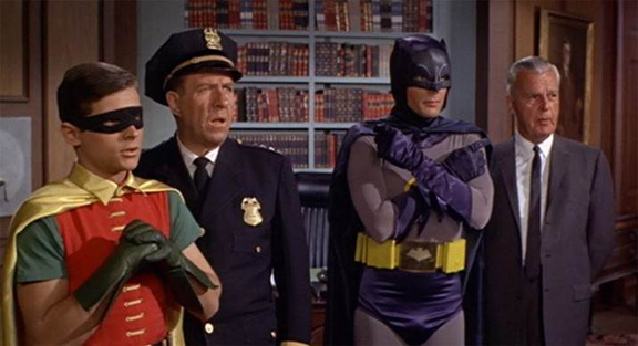 Batman The Movie - 20th Century Fox - 1966