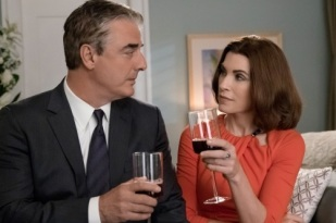 Julianna Margulies et Chris Noth - The Good Wife