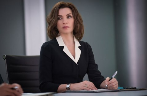Alicia Florrick (Julianna Margulies) - The Good Wife