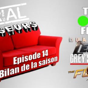 Serial Causeurs 2×14 : Bilan de la saison séries2015-2016