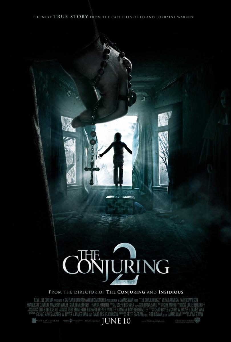 The Conjuring 2 : Le cas Enfield - Enfin un vrai film d'horreur !