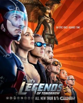 ComicStories – Sur nos écrans #58 – Legends of Tomorrow Saison 1
