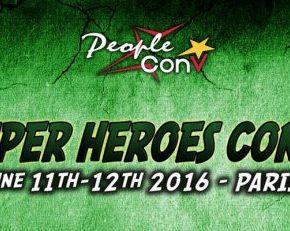 Tout savoir sur la Super Heroes ConII