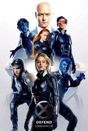 ComicStories – Sur nos écrans #54 : X-Men :Apocalypse