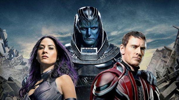 X-Men : Apocalypse - 20th Century Fox - 2016