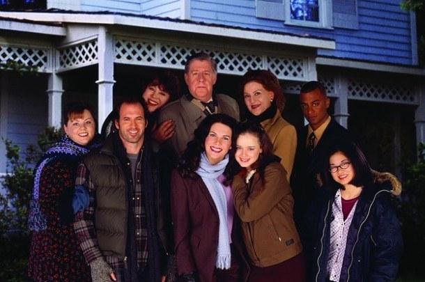 Gilmore Girls - Warner Bros - 2000