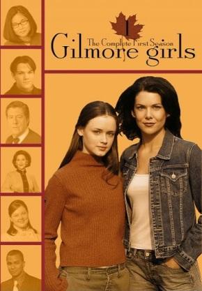 J'ai vu Gilmore Girls pour la première fois en2016