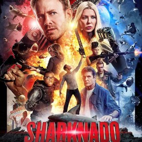 Sharknado – The 4th Awakens : Que le ridicule soit avec vous !