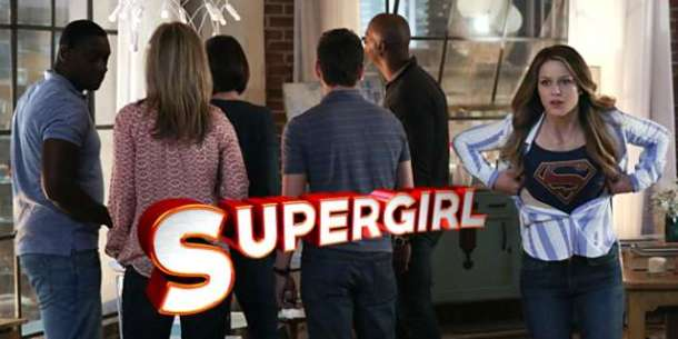 Supergirl - Warner Bros TV - CBS