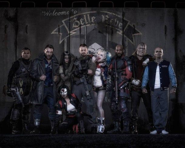 Suicide Squad - Warner Bros - 2016