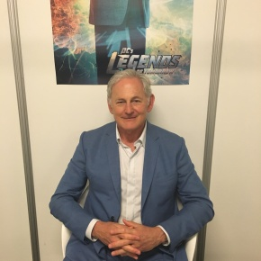 Rencontre avec Victor Garber pour Legends of Tomorrow
