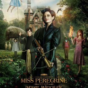 Miss Peregrine et les Enfants Particuliers : une adaptationfantastique