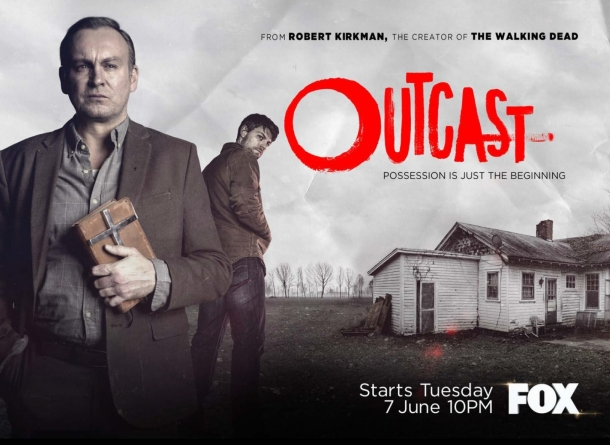 Outcast - Cinemax - 2016
