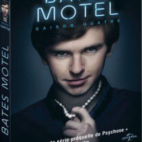 Bates Motel Saison 4 en DVD et Blu-Ray le 18octobre