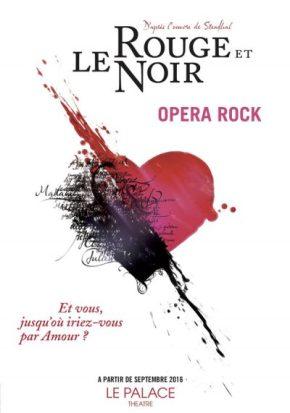 Le Rouge et le Noir – L'Opéra Rock : Notre coup de coeur quidécoiffe