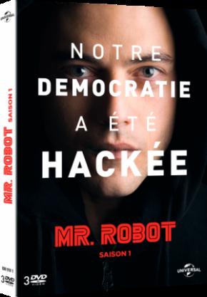 [Courcours] Tentez de gagner 1 coffret 3 DVD de la saison 1 de MrRobot