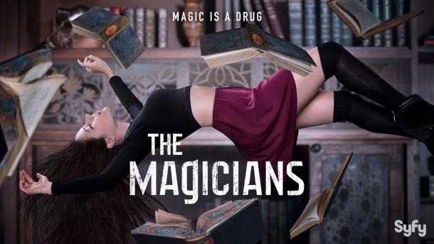 the-magicians-affiche