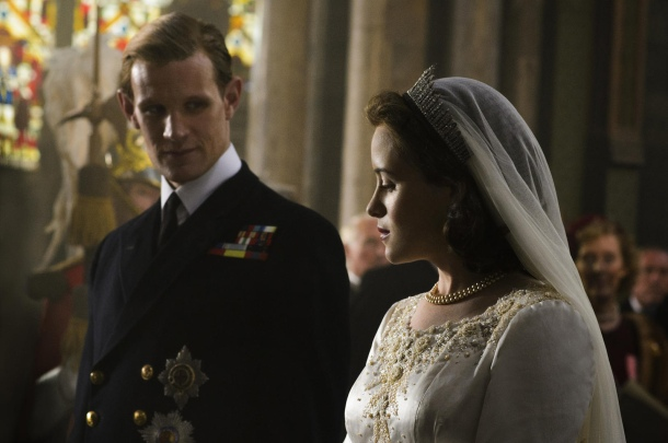 The Crown - Netflix - 2016