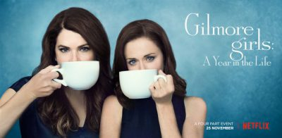 affiche gilmore girls a year in the life