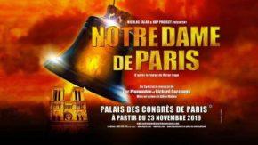 Notre Dame de Paris 2016 : Véritable phénomène ou spectacle qui a mal vieilli?