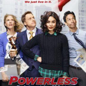 [Pilot] Powerless : encore un échec de DC Comics?