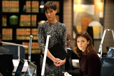 Cush Jumbo & Rose Leslie - The Good Fight - CBS - 2017