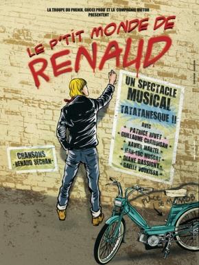 Le P'tit Monde de Renaud : Mon Renaudpréféré