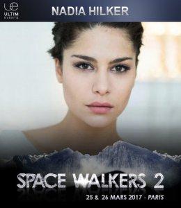 Les Acteurs De The 100 A Paris Pour La Convention Space Walkers 2