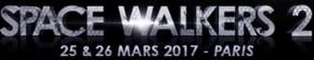 Les acteurs de The 100 à Paris pour la convention Space Walkers2
