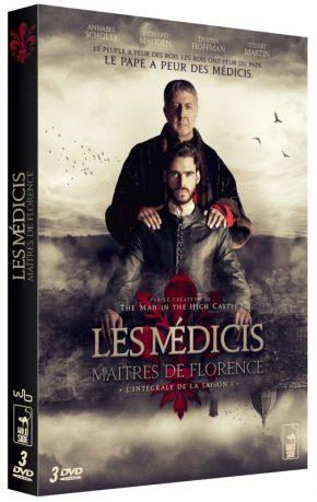 Test DVD : Les Medicis, Maîtres deFlorence