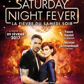 Saturday Night Fever : Une comédie musicale qui a le rythme dans lapeau